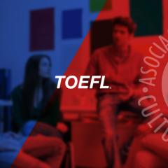 Examen TOEFL – 100% Online