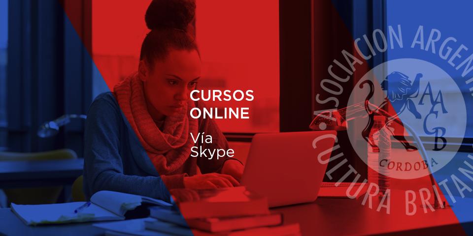 Cursos Online vía Skype