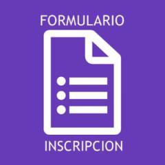 Formulario de Pre Inscripción